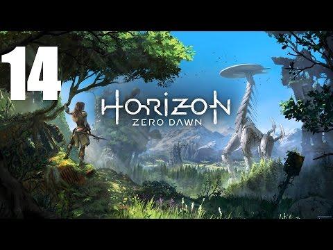 Let's Platinum Horizon Zero Dawn 14 - First Core Overridden (PS4 Pro)