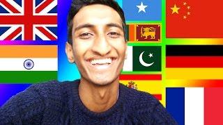 Boy Speaks 20 Languages