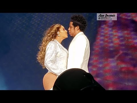 Beyoncé & Jay - Z - Part II (On The Run) + '03 Bonnie & Clyde (On The Run II Tour, Vancouver)