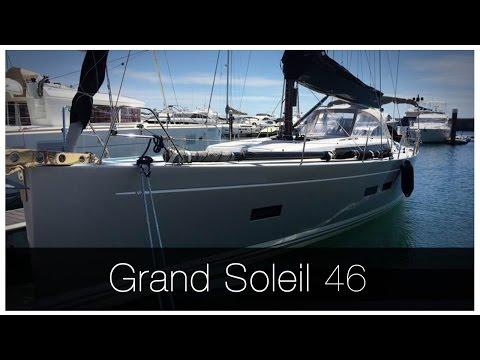 Grand Soleil 46 - barca a vela usata in vendita del Cantiere del Pardo.