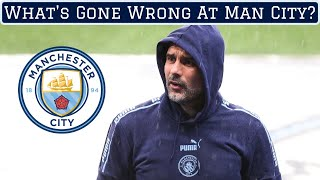 What Has Gone Wrong for Pep Guardiola at Man City?