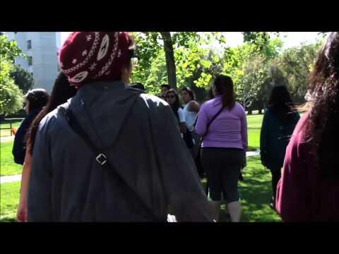 College Tour Day 1: CSU Fresno & UC Merced