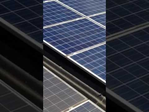 Why clean solar panels | Solar Panel Cleaning