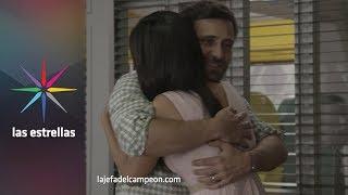 La jefa del campeón: ¡Daniel sigue amando a Tita! | ¡Últimos capítulos! #ConLasEstrellas