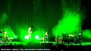 Morten Harket - Lightning (Live Düsseldorf, Germany - 04.05.12) [14/19] [HD]