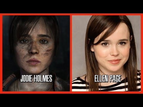 Characters and Voice Actors - Beyond: Two Souls