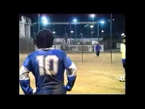 Maradona futsal game and training goals/skills