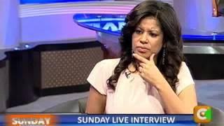 Sunday Live Interview with Priscilla Nyokabi - Woman Rep. Nyeri County