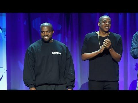 Kanye West Says He's Not Part of the Illuminati