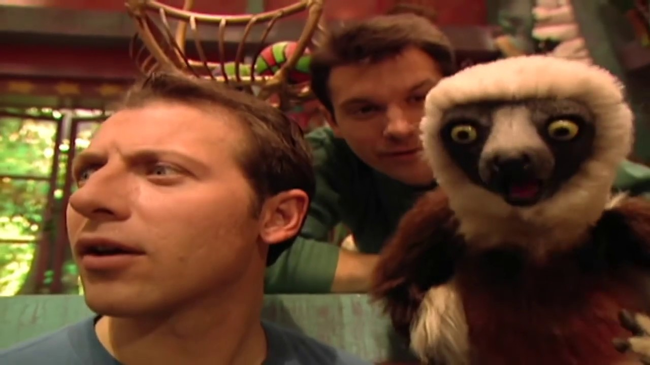 me and you and zoboomafoo