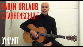 Farin Urlaub - Faszination Weltraum: Dynamit (Gitarrenschule)