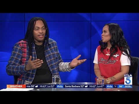 "Waka Flocka Flame & Tammy Rivera on How ""Marriage Boot Camp: Hip Hop Edition"" Helped their Marriage"