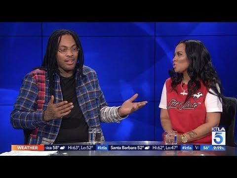 Waka Flocka Flame & Tammy Rivera on How