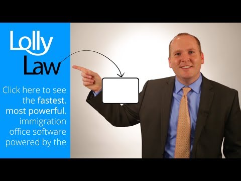 Why Immigration Attorneys sign up for LollyLaw