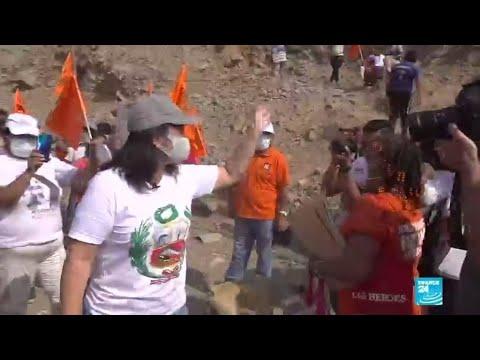 Elecciones en Perú: Keiko Fujimori busca por tercera vez la Presidencia