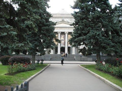Государственный музей изобразительных искусств им  А С  Пушкина