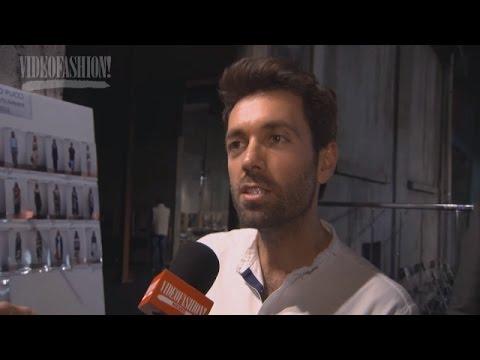 Designer Interview: Massimo Giorgetti / Emilio Pucci | Spring/Summer 2016 - Milan Fashion Week