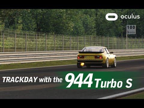 porsche 944 turbo s trackday at spa assetto corsa vr youtube. Black Bedroom Furniture Sets. Home Design Ideas