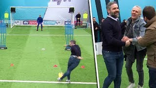 Jimmy Bullard & David Dunn left EXHAUSTED after going head-to-head in You Know The Drill
