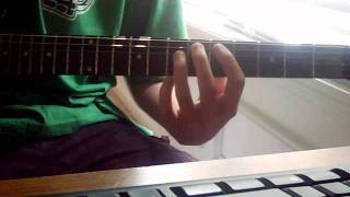 How to play Animals by nickelback on guitar