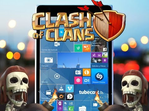Lets Get Clash of Clans on Windows Phone!