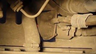 подогрев двигателя. Ситроен Берлинго 2012г (Пежо Типпи) предпусковым обогревателем на 220 в