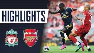 Highlights | Liverpool 3-1 Arsenal | Premier League