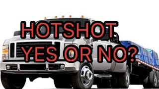HOTSHOT TRUCKER: THIS IS MY WHY AND NOTHING ELSE MATTERS