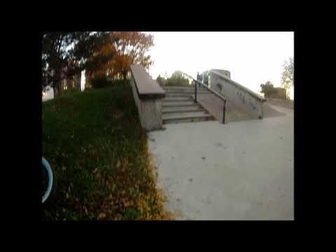 Street Sesh BMX 8th Edit
