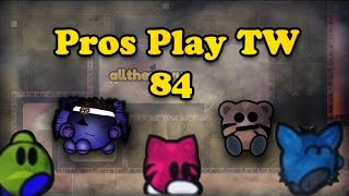 Teeworlds - Pros play TW 84: Farts play!