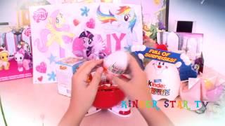 Kinder MEGA Surprise, Scooby-Doo Cars, MLP Collector Toys BLU TOYS