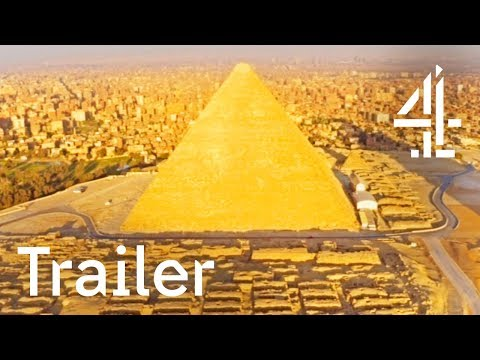 TRAILER | Egypt's Great Pyramid: The New Evidence | Sunday 8pm