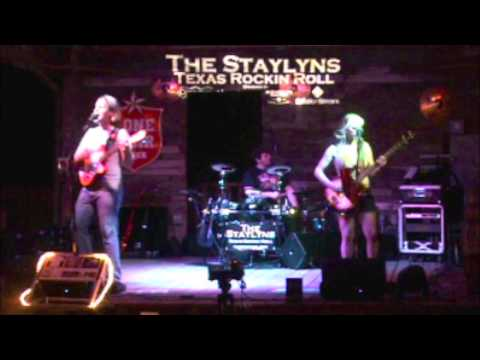 "The Staylyns ""Wild Thang Medley"" Live at Wagner's Backyard, Pflugerville, Texas, 7.31.2015"