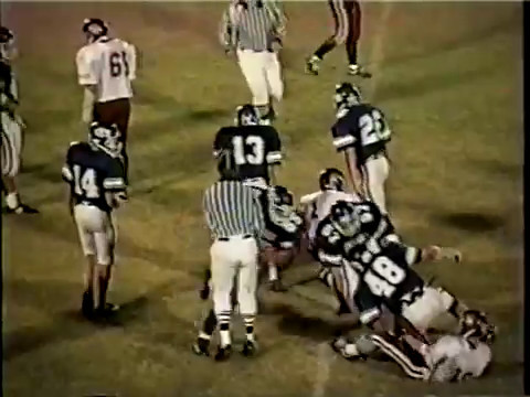 Greenwood, Arkansas Vs Morrilton, Arkansas-1992