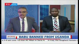 MP Babu Owino banned from Uganda for uttering defamatory statements on Ugandan president