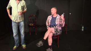 PERFORMANCE: Matt Walsh on liking to attend the late nigh...