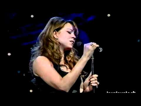 Mariah Carey - Open Arms (Live at Japan Gold Disc Awards 1996)