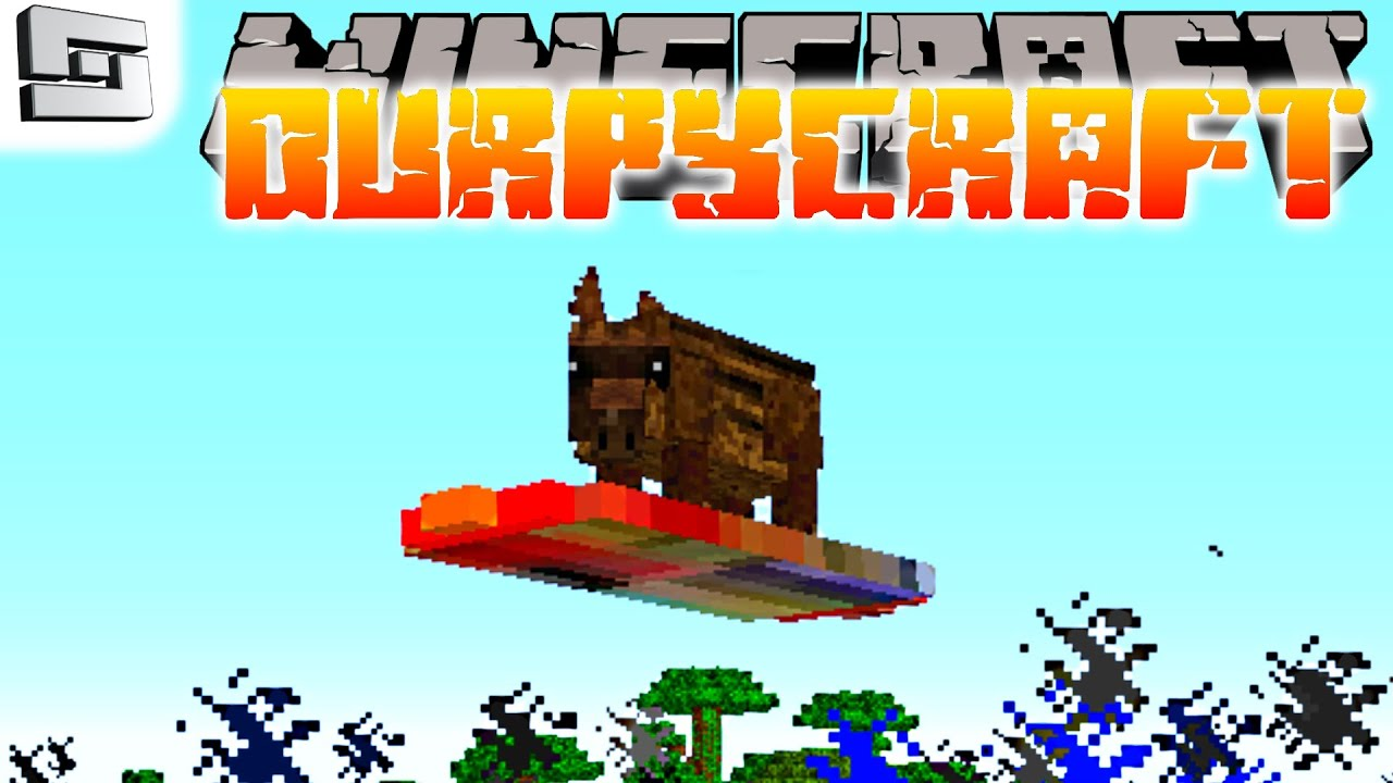 how to make a flying pig in minecraft commands