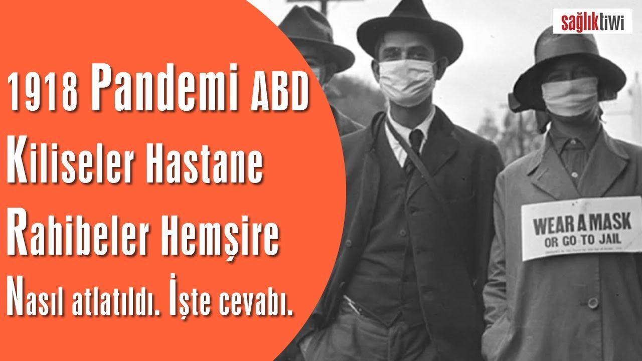 1918 pandemisi