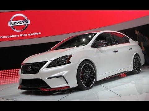 Nissan Sentra Nismo >> Nissan Sentra NISMO Concept - 2013 L.A. Auto Show - YouTube
