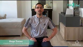 Pilates en Casa - Rutina con Hugo /5