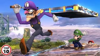 Top 10 Characters You Want To See In Smash Bros Ultimate