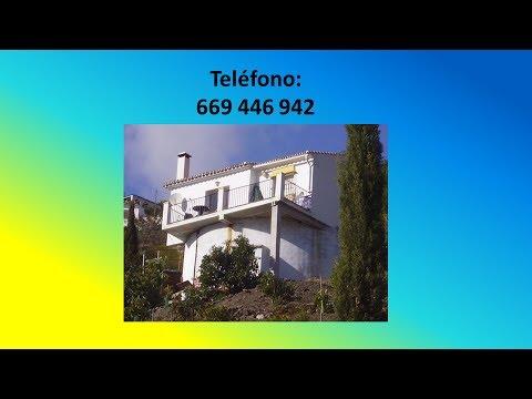 1 Dormitorio Casa en Alquiler Torrox 669 44 69 42 - Casa en alquiler cerca de Nerja y Vélez Málaga
