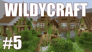 WildyCraft - Ep5 - Minipeliserveri avataan lauantaina 17.5.2014 klo 14:00