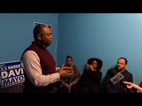 Augusta Mayor Hardie Davis' Re-election Launch