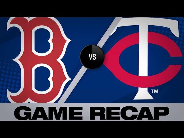 Keplers walk-off wins it in the 17th | Red Sox-Twins Game Highlights 6/18/19