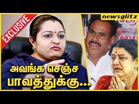 அவங்க செஞ்ச பாவத்துக்கு : Deepa Jayakumar gives Reason for the Revolt with Natarajan | Interview