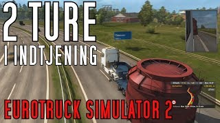 euro truck simulator 2 episode 3 vi kØrer danmark rundt 2i1