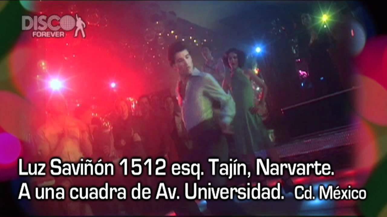 Disco Forever 70s Viernes 22 De Julio Saln Rub Narvarte 21 Horas YouTube
