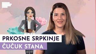 PRKOSNE SRPKINJE: Priča o neustrašivoj Čučuk Stani | S01E04